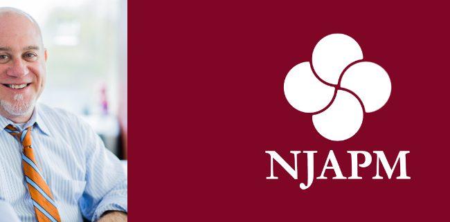 Bruce Matez installed as NJAPM president